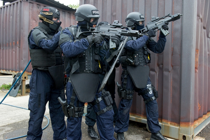 Increase in armed officer numbers with 'higher capability'