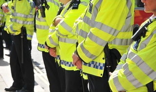 Overweight officers banned from wearing uniform