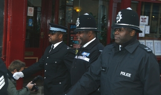 Lack of BME officers 'totally unacceptable' say MPs