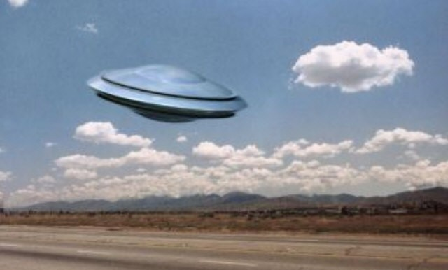 Officer Claims UFO Sighting