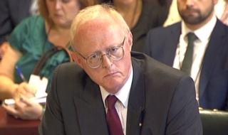 Tom Winsor backs request for Nick Gargan resignation