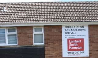 Nearly half of police stations closed to public in last seven years