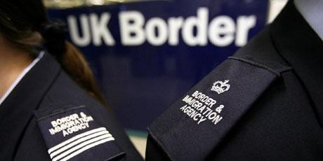 Border Check Relaxations 'Highly Troubling'