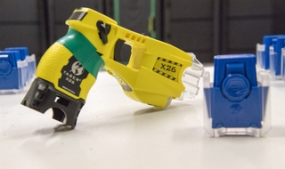 500 extra Taser officers to