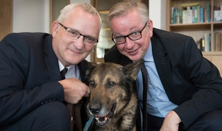 Environment Secretary: Police dogs should be protected in law