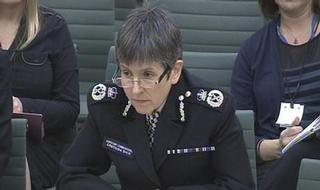 Counter terror chief move branded 'strange'