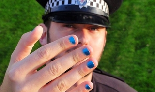 Officers wearing high-heels and nail varnish for campaigns slammed by chief