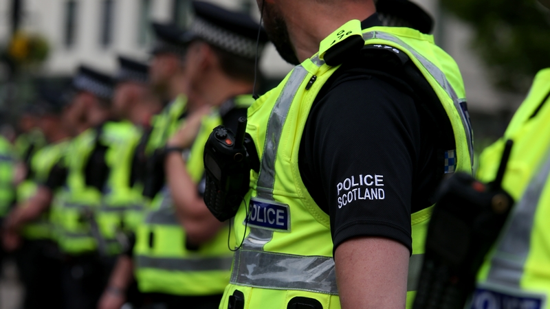 Numbers' game: Policing withdrawal from Brexit means scrapping plans to reduce operational numbers within Police Scotland by 300