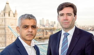 Sadiq Khan and Andy Burnham demand end of 'real terms' police cuts