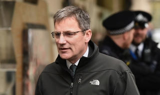 Assistant Chief Constable fined £3,500 for leaving secret counter terrorism papers in his car boot