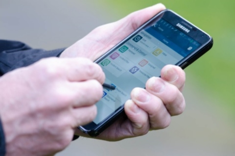 Mobile phones: Should not be examined as a matter of course, says the NPCC