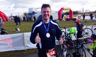 Officer taking part in 'year of activity' to raise money for children's ward