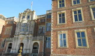 Bramshill: Gates close on 'epicentre' of police training