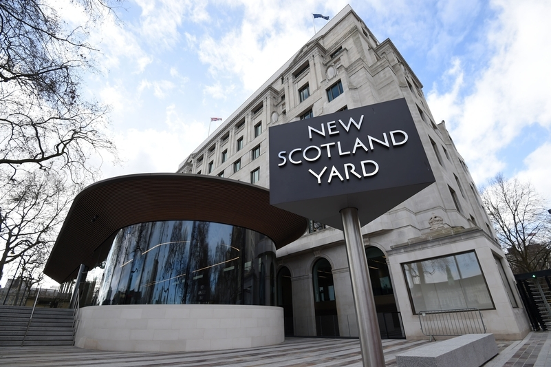 Scotland Yard: The Met Police will host the new 17-strong hub