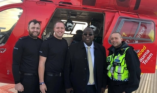 BTP heroes relive moment after meeting man they brought 'back to life'