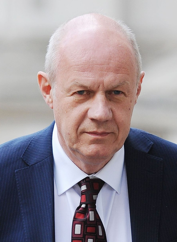 First Secretary of State Damian Green maintains his innocence