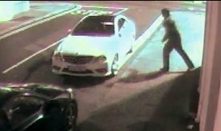 Thief knocks himself out in car theft attempt