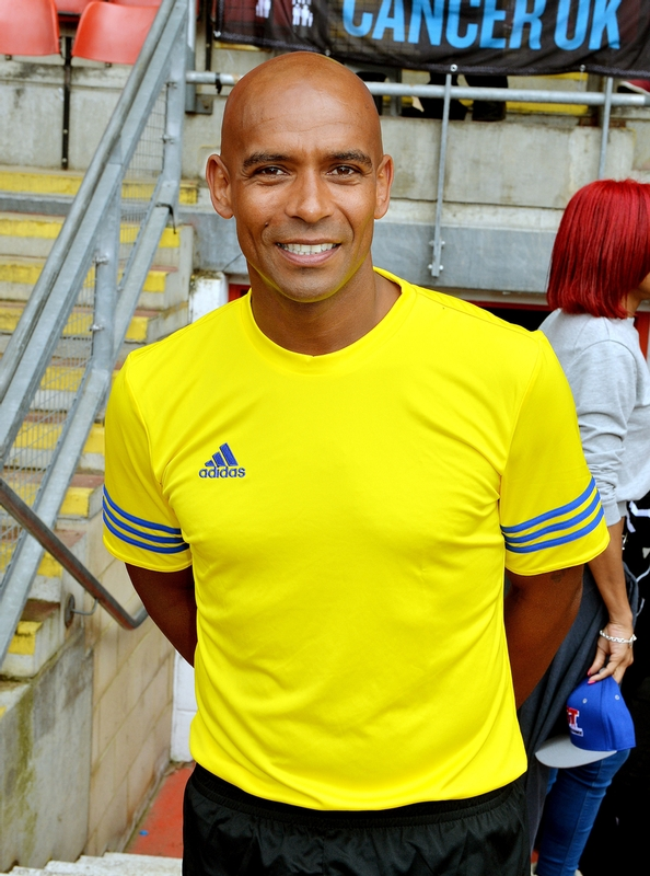Trevor Sinclair now works as a television pundit