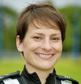 Sergeant Is Female Officer Of The Year