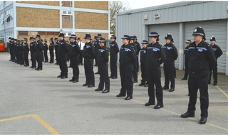 Humberside most improved force in terms of morale survey shows