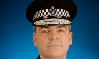 Chief Constable Dave Thompson