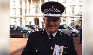 Durham chief receives QPM