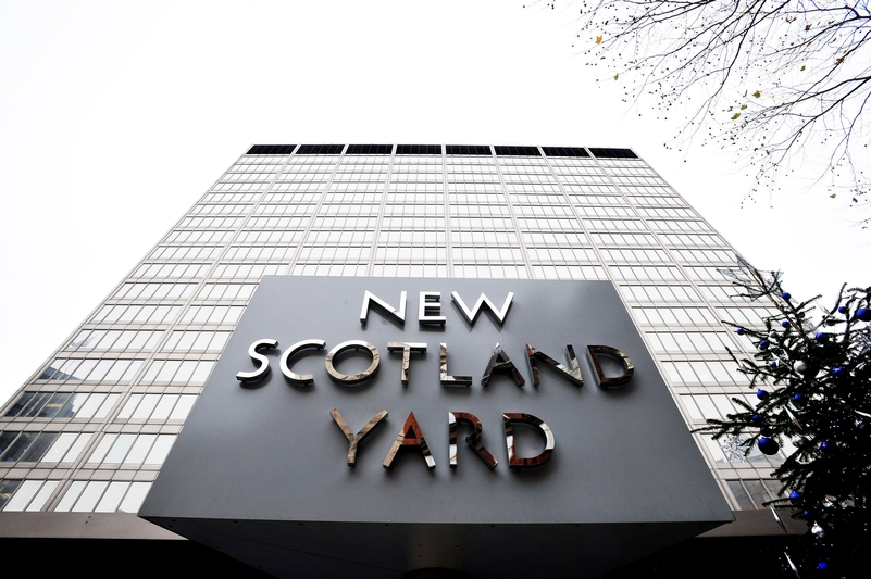 The Broadway Scotland Yard, pictured in 2014. Photo: Nick Ansell/PA Wire