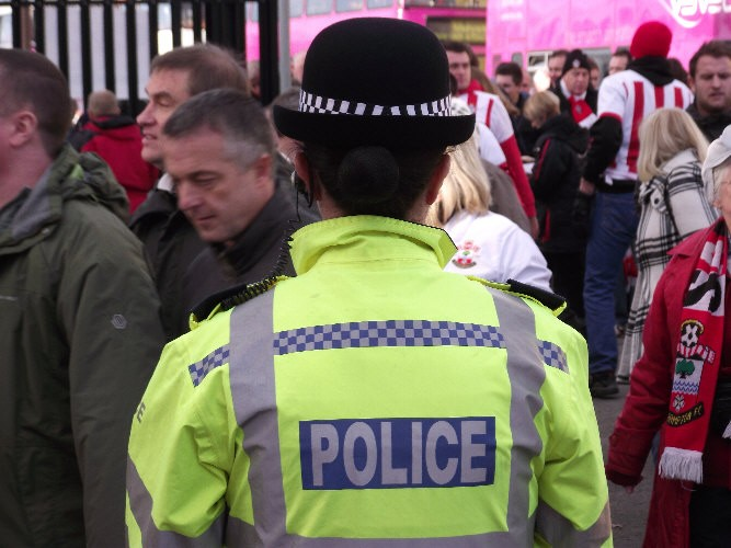 Christmas 'Cancelled' For Hundreds Of Officers