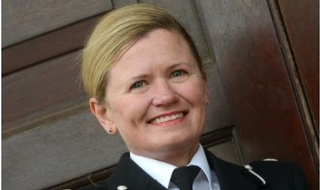 Direct entry superintendent returns to her first force as ACC