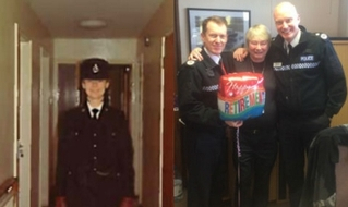 Force's longest serving female officer retires after 42 years