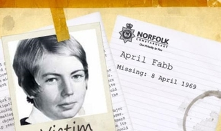Police Oracle joins Norfolk in reprising the cold case of schoolgirl April Fabb