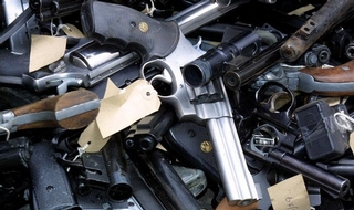 Less misuse: Firearms offences on the way down in Scotland