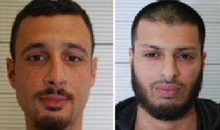 Zakaria Boufassil (left) and Mohammed Ali Ahmed were jailed after work by West Midlands detectives