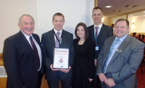 Cregan forensic investigators scoop national award