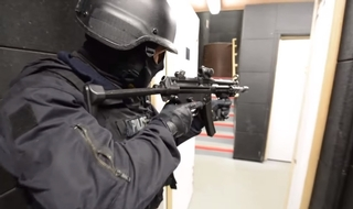 Firearms officer numbers down by 18 per cent despite terror threats