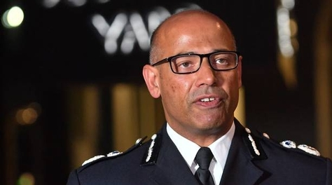 Assistant Commissioner Neil Basu: 'Strengthened our resolve'