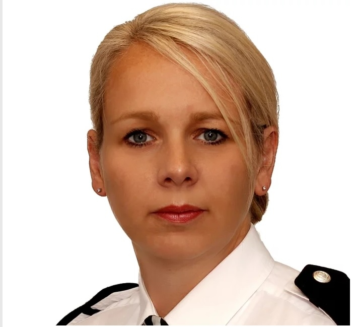 The number of women joining the police continues to steadily rise. Pictured: Deputy Assistant Commissioner Lucy D'Orsy