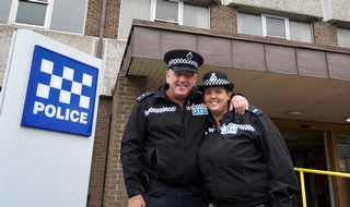 30-year career 'high point' for policing Lowes