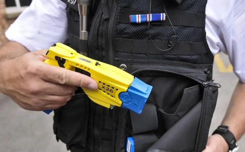 Call to arm: Taser roll-out urged