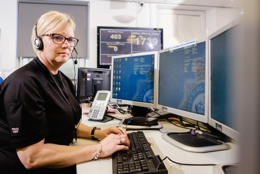 Dream team: control room staff across the country are having their work recognised