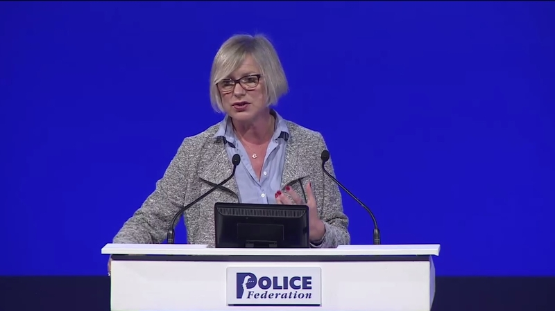 CC Sara Thornton says ministers listened to her argument on counter-terror policing