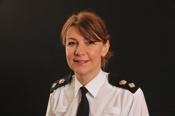 Judi Heaton is moving from Humberside to Police Scotland