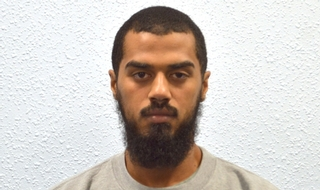 Khalid Ali (Undated handout photo issued by the Metropolitan Police)