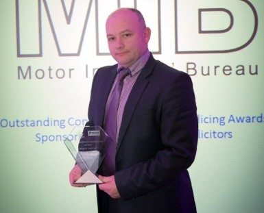 Cash for crash probes: Best practice  scoops award