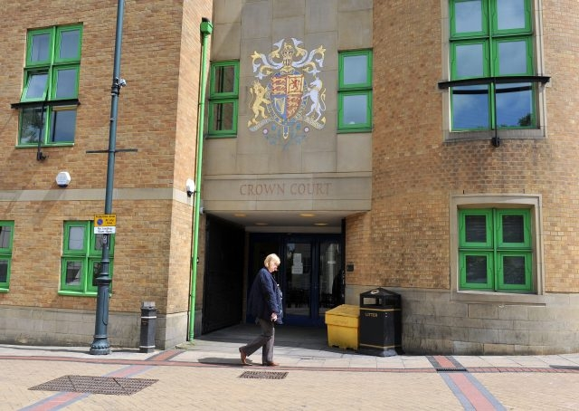 Luton Crown Court: The former PCSO committed the acts over a 16-month period