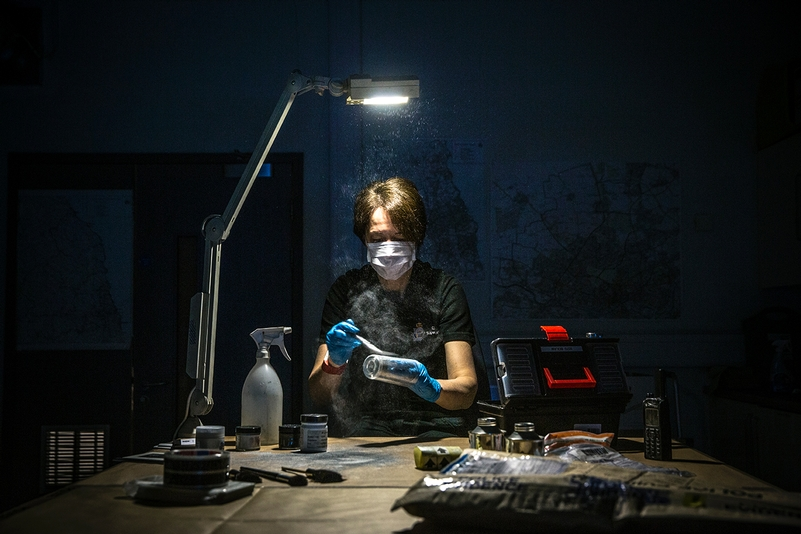 First episode: Forensics: The Real CSI will air on BBC Two tonight at 9pm