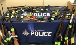 Thousands of guns taken off the streets as firearms surrender is hailed a success