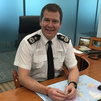 Chief wants officers to be leaders as he opens the door for promotion