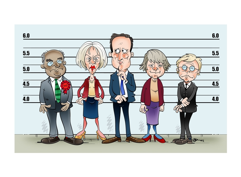 Keep up with the 'usual suspects'
