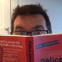 John Donoghue's latest book shows the 'human face' of policing